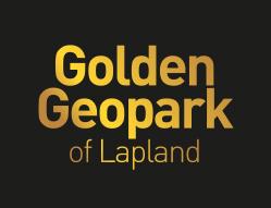 Golden geopark of lapland -logo