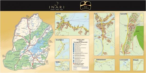 Kylakartat Inari Fi