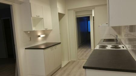 asunto nro 7, keittiö