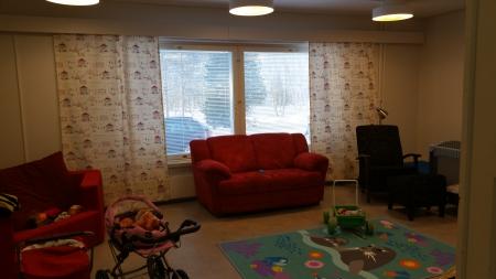 Kuva 6: Itäsiiven asunto nro 3, iso asunto 101 m2