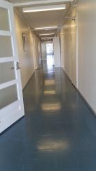 3. kerroksen käytävä