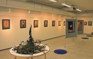 Kulttuuritila Kuulaassa näyttely